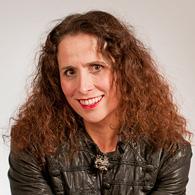 Headshot of Associate Professor Caitlin Fisher.