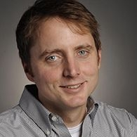 Headshot of Professor Brandon Vickerd.