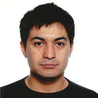 Headshot of Cristian Villavicencio.