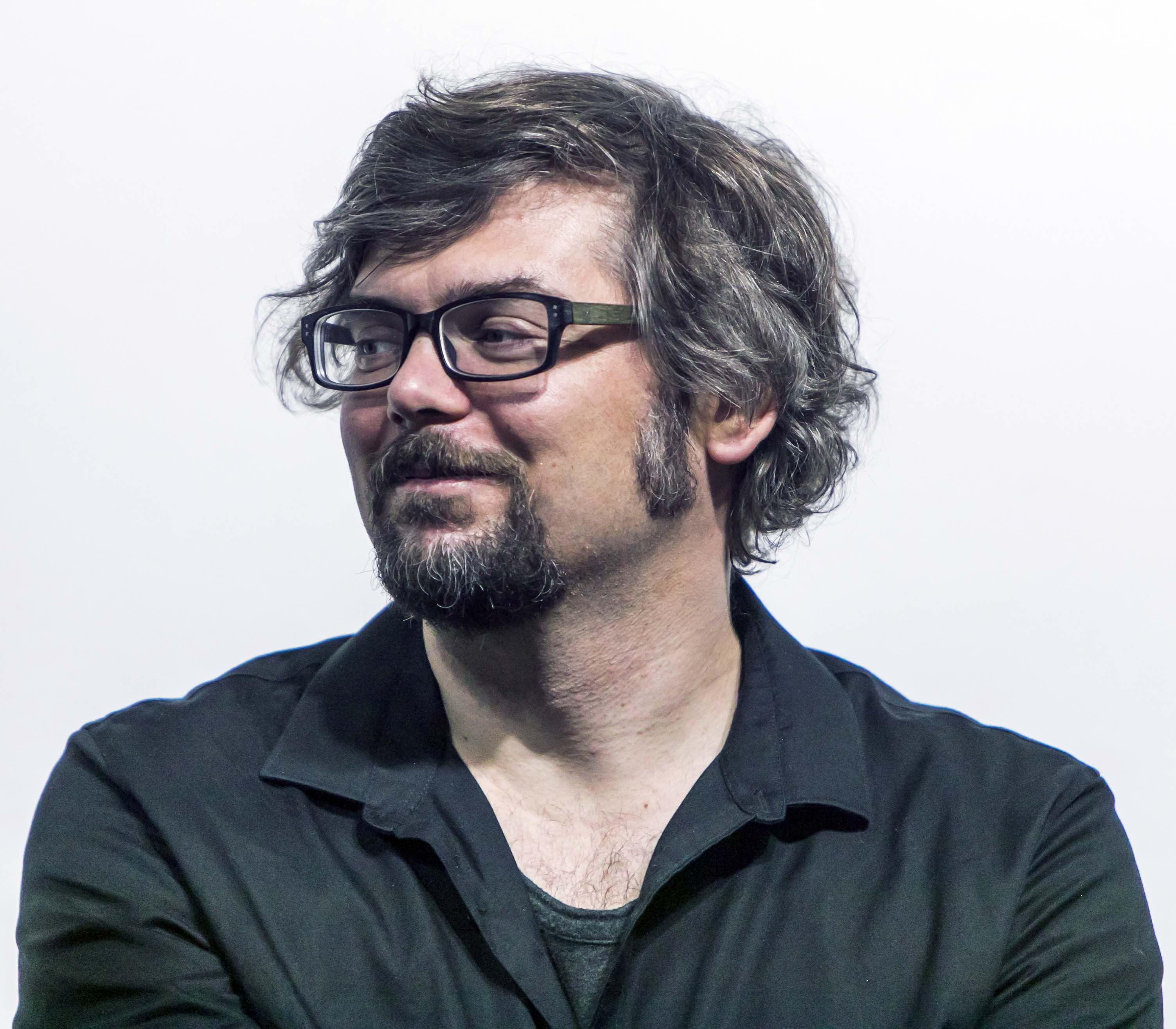 Headshot of Associate Professor Graham Wakefield.