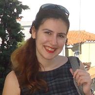 Headshot of Lizzy Pournara.