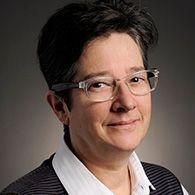 Headshot of Associate Professor Nina Levitt.