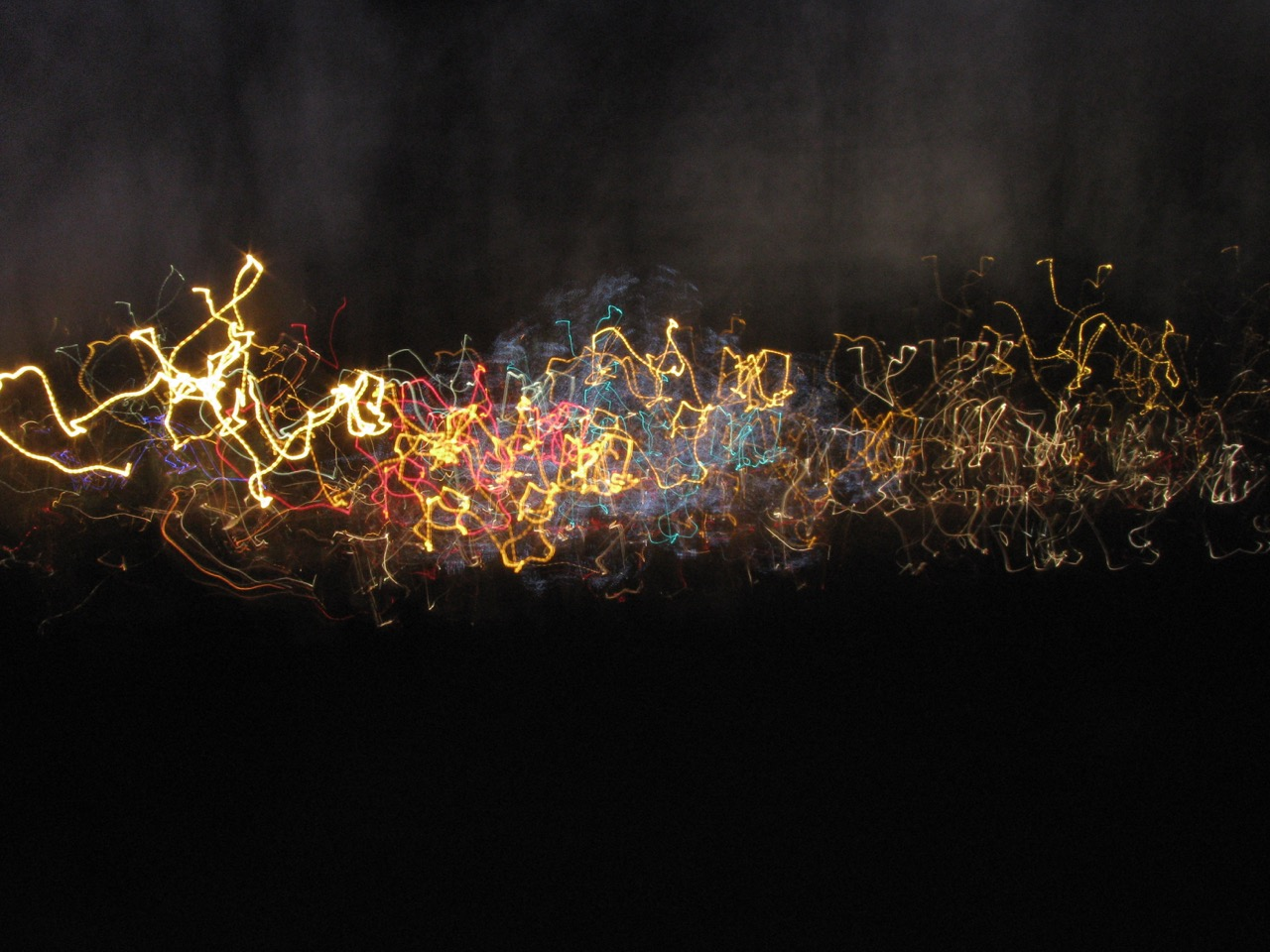 Image from research creation project Becoming a Sensor by Natasha Myers.