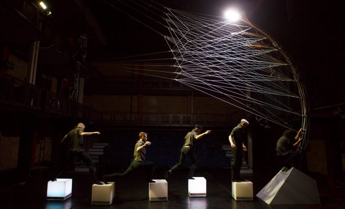 Image from vox:lumen by choreographer William Yong.