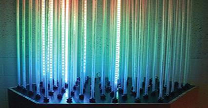 ICECUBE LED Display [ILDm^3]