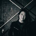 Black and white headshot of Sarah Choi.