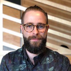 Headshot of Jon McSpadden.