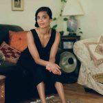 Sunita Nigam sitting.