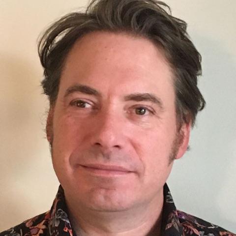 Headshot of Associate Dean, Michael Darroch.