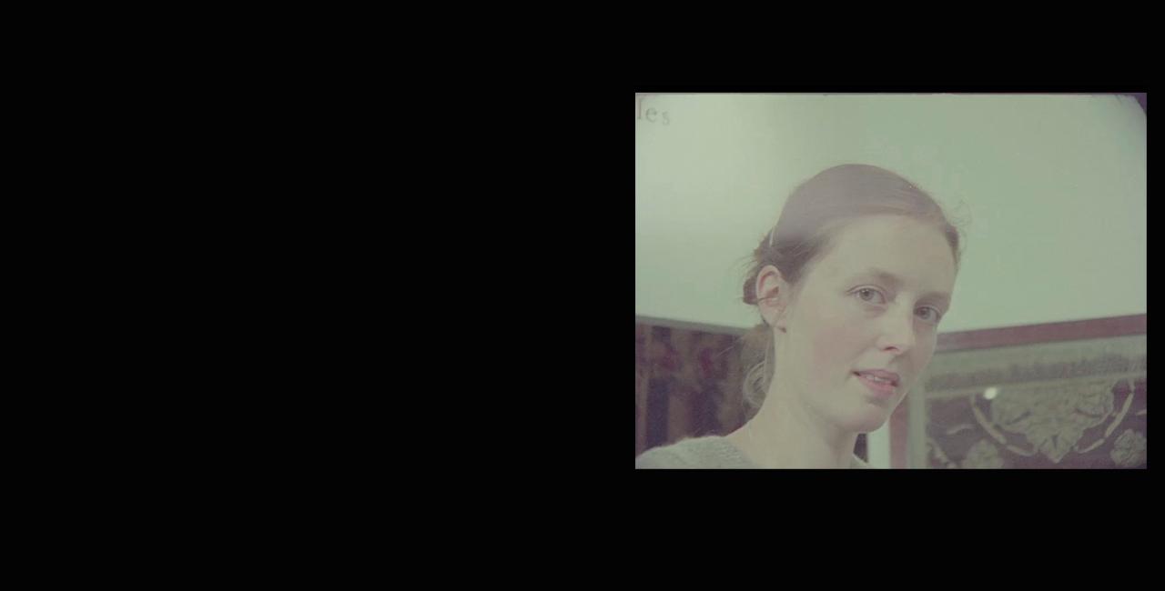 "Film still from ""It's About Time"" by Marysia Lewandowska"