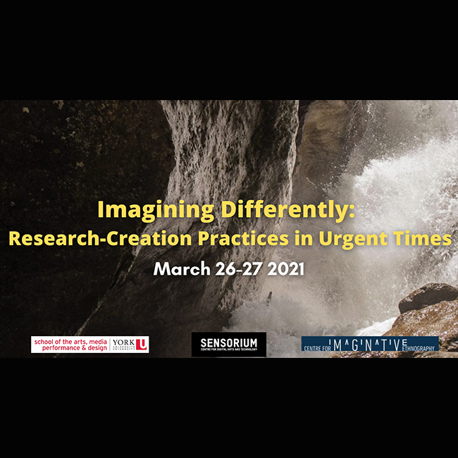 Imagining Differently Conference